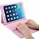 economico Proteggi-schermo per iPad-Custodia Per iPad Air / iPad Air 2 Con supporto / Con tastiera / Con chiusura magnetica Integrale Tinta unita Resistente pelle sintetica per