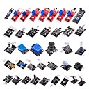 cheap Modules-37 In 1 For Starters Compatible Sensor Module Kit For Arduino