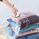 Недорогие Всё для хранения на кухне-Мешки для хранения / Вакуумные пакеты Текстиль / Углеволокно сОсобенность является С крышкой , Для Бельё