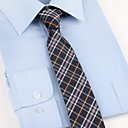رخيصةأون ربطات عنق-ربطة العنق منقوش رجالي حفلة / عمل / أساسي