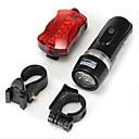 preiswerte Radlichter-Fahrradlicht / Fahrradrücklicht / Wiederaufladbares Fahrradlichtset LED - Radsport Wasserfest AAA 100 lm Batterie Camping / Wandern / Erkundungen / Für den täglichen Einsatz / Radsport