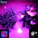 preiswerte LED-Leuchtröhren-5W lm E26/E27 LED Spot Lampen MR16 5 Leds SMD Lila Wechselstrom 85-265V