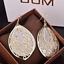 cheap Earrings-Women's Drop Earrings - Drop Statement, Oversized Gold / Silver For Party / Special Occasion / Birthday