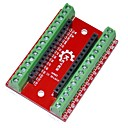 cheap Motherboards-KEYES  NANO IO Expansion Board Shield for Arduino