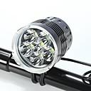 preiswerte Radlichter-Fahrradlicht LED XM-L2 T6 Radsport Wasserfest, Stoßfest, Wiederaufladbar 18650 Batterie Camping / Wandern / Erkundungen / Für den täglichen Einsatz / Radsport