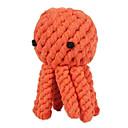 billige Hundeleker-Bide Leker Hundeleke Reb Blekksprut tekstil