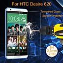 hesapli HTC İçin Ekran Koruyucuları-Ekran Koruyucu için HTC Temperli Cam 1 parça Yüksek Tanımlama (HD)