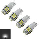 hesapli Diğer LED Işıkları-85 lm T10 Dekoratif Işıklar 20 led SMD 3528 Serin Beyaz DC 12V