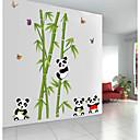 preiswerte Stickers für die Dekoration-Dekorative Wand Sticker - Flugzeug-Wand Sticker Tiere Wohnzimmer / Schlafzimmer / Studierzimmer / Büro / Abziehbar