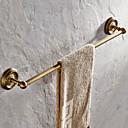 hesapli Banyo Gereçleri-Havlu Çubuğu Antik Pirinç 1 parça - Otel banyo 1-Havlu Bar