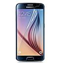 abordables Protectores de Pantalla para Tableta-Protector de pantalla para Samsung Galaxy S6 PET Protector de Pantalla Frontal Alta definición (HD)