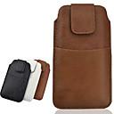 hesapli Evrensel Kılıflar ve Çantalar-Pouzdro Uyumluluk iPhone 6s Plus / iPhone 6 Plus / iPhone 6s Cüzdan / Kart Tutucu Çanta Kılıf Solid Yumuşak PU Deri için