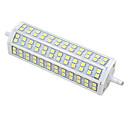 hesapli LED Mısır Işıklar-700-850 lm R7S Gömme Işıklar 72 led SMD 5050 Sıcak Beyaz Serin Beyaz AC 85-265V