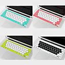 """ieftine Ecrane Protecție Tabletă-coosbo® dublă culoare de protecție acoperire tastatură pentru 11 / pro Retina Display """"13.3"""" 15 """"17"""" MacBook Air / (culori asortate)"""