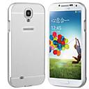 hesapli Galaxy S Serisi Kılıfları / Kapakları-Pouzdro Uyumluluk Samsung Galaxy Samsung Galaxy Kılıf Şoka Dayanıklı Arka Kapak Tek Renk PC için S4