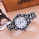 preiswerte Halsketten-Damen Armbanduhr Quartz Schlussverkauf Plastic Band Analog Blume Totenkopf Modisch Mehrfarbig - 4 # 5 # 6 # Ein Jahr Batterielebensdauer / Tianqiu 377