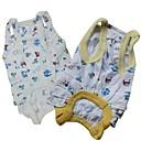 preiswerte Bekleidung & Accessoires für Hunde-Hunde / Katzen - Sommer - Baumwolle - Cosplay - Weiss / Blau / Gelb - T-shirt - XS / S / M / L