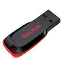 hesapli USB Flaş Sürücüler-SanDisk 16GB USB flash sürücü usb diski USB 2.0 Plastik