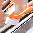 cheap Cleaning Supplies-Window Track Cleaning Brush with Small Shovel Designed Home Cleaner
