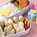 preiswerte Bekleidung & Accessoires für Hunde-süße Bär Blume Kaninchen Sandwich Schimmel Sushi Kuchen Schimmel Ei Cutter