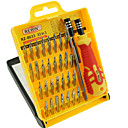 preiswerte Schmuck-Sets-rewin® Werkzeug 33pcs Präzision eletronic Schraubendreher-Set Hand-Werkzeug-Set