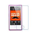 preiswerte iPod Displayschutzfolien-Displayschutzfolie Apple für PET 1 Stück Vorderer Bildschirmschutz Ultra dünn High Definition (HD)