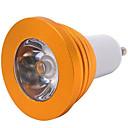 hesapli Yüzükler-YWXLIGHT® 1pc 3 W 300 lm E14 / GU10 / E26 / E27 LED Spot Işıkları 1 LED Boncuklar Yüksek Güçlü LED Kısılabilir / Uzaktan Kumandalı RGB 85-265 V / 1 parça