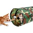 hesapli Telsizler-Kedi Tüpleri Boru ve Tüneller Katlanabilir Zil Tekstil Uyumluluk Kedi Kedi Yavrusu