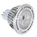 Недорогие Точечное LED освещение-YWXLIGHT® 1шт 4.5 W 450 lm Точечное LED освещение 3 Светодиодные бусины SMD Декоративная Тёплый белый / Холодный белый 85-265 V / 12 V / 1 шт. / RoHs