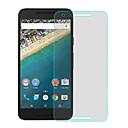 hesapli Galaxy S Serisi Kılıfları / Kapakları-Ekran Koruyucu LG için LG Nexus 5X Temperli Cam 1 parça Yüksek Tanımlama (HD)