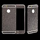 hesapli iPhone Stickerları-1 parça Tam Kaplama Ekran Koruyucular için Işıltılı Parlak iPhone 6s / 6
