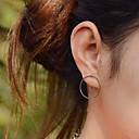 cheap Hair Jewelry-Women's Drop Earrings - European Silver / Golden For Party Daily Casual