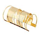 preiswerte Armbänder-Damen Lang Manschetten-Armbänder - Unendlichkeit Böhmische, Punk, Modisch Armbänder Silber / Golden Für Party Jahrestag Geburtstag