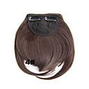 Χαμηλού Κόστους Μακιγιάζ και περιποίηση νυχιών-Κοντό Συνθετικά μαλλιά Hair Extension Ίσιο Κουμπωτό 1pc Other Καθημερινά Υψηλή ποιότητα Γυναικεία Συνθετικές Επεκτάσεις Εξτένσιον από