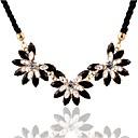 billiga Halsband-Dam Chokerhalsband / Uttalande Halsband - damer Brun Halsband Smycken Till Bröllop, Party, Dagligen, Casual