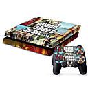 hesapli PS4 Aksesuarları-B-SKIN PS4 PS/2 Çantalar,Kılıflar ve Deriler - PS4 Yenilikçi