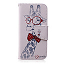 cheap iPhone Cases-Case For Apple iPhone X iPhone 8 iPhone 6 iPhone 6 Plus Wallet with Stand Flip Full Body Cases Animal Hard PU Leather for iPhone X iPhone