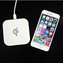 hesapli Cep Telefonu Lensleri-Kablosuz Şarj Aleti USB Şarj Aleti Evrensel Qi Desteklenmiyor 1 A için