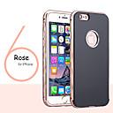 hesapli iPhone Kılıfları-Pouzdro Uyumluluk iPhone 6s Plus iPhone 6 Plus Apple iPhone 6 Plus Arka Kapak Sert Metal için iPhone 6s Plus iPhone 6 Plus