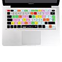 ieftine Huse Tastatură Mac-xskn finala tăiat pro 7 silicon capac tastatură laptop piele pentru macbook aer 13 inch, MacBook Pro 13 15 17 inch, layout-ul ue