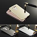 abordables Etuis / Couvertures pour Huawei-Coque Pour LG Coque LG Plaqué Miroir Coque Couleur unie Dur Acrylique pour LG V10