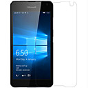 cheap Screen Protectors for Nokia-Screen Protector Microsoft for Nokia Lumia 650 PET 1 pc Ultra Thin