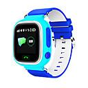 ieftine Ustensile & Gadget-uri de Copt-Bărbați Ceas Sport Ceas La Modă Ceas de Mână Digital Cauciuc Albastru / Pink LED GPS Cool Piloane de Menținut Carnea Portocaliu Albastru