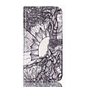 hesapli iPhone Kılıfları-Pouzdro Uyumluluk Apple iPhone 8 iPhone 8 Plus Kart Tutucu Cüzdan Satandlı Flip Temalı Tam Kaplama Kılıf Geometrik Desenli Karton Sert PU