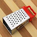 hesapli Ses ve Video Kabloları-Mutfak aletleri Metal Yaratıcı Mutfak Gadget Çarpma ve Grater Sebze için 1pc