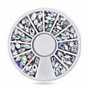abordables Maquillage & Soin des Ongles-Bijoux pour ongles Strass Adorable / 3D Manucure Manucure pédicure Acrylique Classique Quotidien