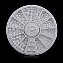 hesapli Makyaj ve Tırnak Bakımı-Sevimli tırnak sanatı Manikür pedikür Arkilik Klasik Günlük / Nail Jewelry