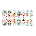 preiswerte Bekleidung & Accessoires für Hunde-schöne Fluoreszenz Weihnachten Nagel Schmuck