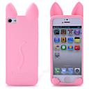 hesapli iPhone Kılıfları-Pouzdro Uyumluluk iPhone 5 / Apple iPhone 8 / iPhone 8 Plus / iPhone 5 Kılıf Şoka Dayanıklı Arka Kapak 3D Karikatür Yumuşak Silikon için iPhone 8 Plus / iPhone 8 / iPhone SE / 5s