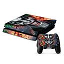 baratos Acessórios para PS4-Adesivo Para PS4 ,  Novidades Adesivo Plástico 1 pcs unidade